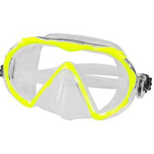 Maska do nurkowania KUMA Kolor - Nurkowanie - Maski - 18 - żółty