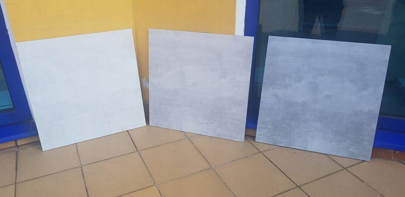 Gres Light Grey Beton Szare Mat 60x60 Outlet Arenapl