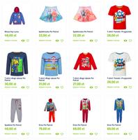 Cały stok magazynowy Ubrania na licencji dla dzieci Psi Patrol Mickey itd + sklep