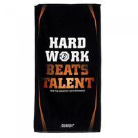 Poundout ręcznik na siłownię HARD WORK Rozmiar - 70cm x 140cm