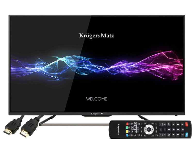 Telewizor 32'' Kruger&Matz Full HD HDMI USB zdjęcie 1