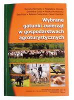 Książka-Wybrane gatunki zwierząt w gospodarstwie - Hodowla