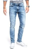 Mustang Jeans Vegas Slim Fit Light Used Blue 1008321 5000 435 W32 L34