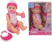 Simba Lalka bobas funkcyjna siusiająca New Born Baby 30 cm