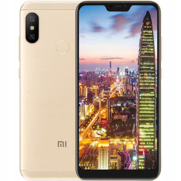 Xiaomi Mi A2 Lite 3/32 GB Złoty EU LTE Dual Sim zdjęcie 1
