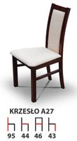 Krzesła Krzesło  Skandynawskie A27 Producent Taniej nie Kupisz