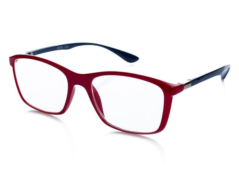 Damskie korekcyjne okulary do czytania plusy +1,00 zdjęcie 2