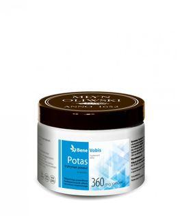 Potas (cytrynian potasu) 250 g - Młyn Oliwski