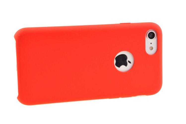 ETUI NAKŁADKA WG LIQUID do APPLE iPhone 7 / iPhone 8 czerwony zdjęcie 5
