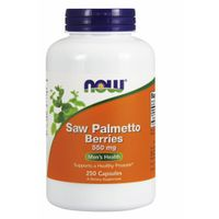 NOW FOODS Saw Palmetto 550mg 250kap Palma Sabałowa