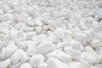 Kamień Dekoracyjny Do Ogrodu i Domu Biały Thassos White Otoczak 10-20 mm 20 KG