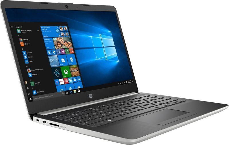 Laptop HP 14 Intel Celeron N4000 2.6GHz Dual-core 4GB DDR4 64GB SSD Windows 10 S zdjęcie 2