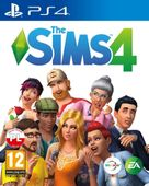The Sims 4 PL PS4 NOWA WYS w 24H