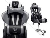 Fotel obrotowy gamingowy kubełkowy gracza DIABLO X-EYE ORYGINALNY