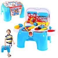 Mały doktor dla dzieci z akcesoriami- Krzesełko