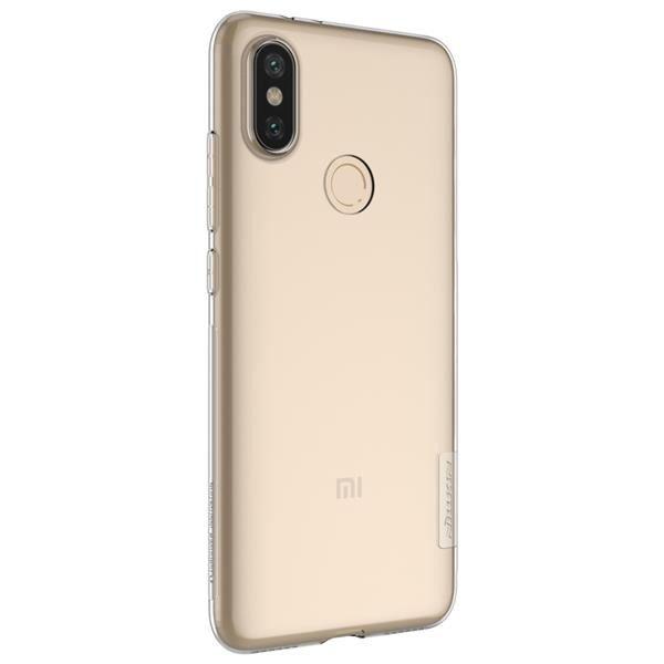 Etui Nillkin Nature Xiaomi Mi 6X - Crystal zdjęcie 5