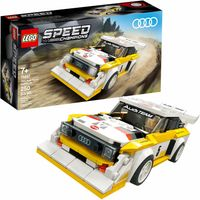 LEGO Speed 1985 Audi Sport quattro S1 76897