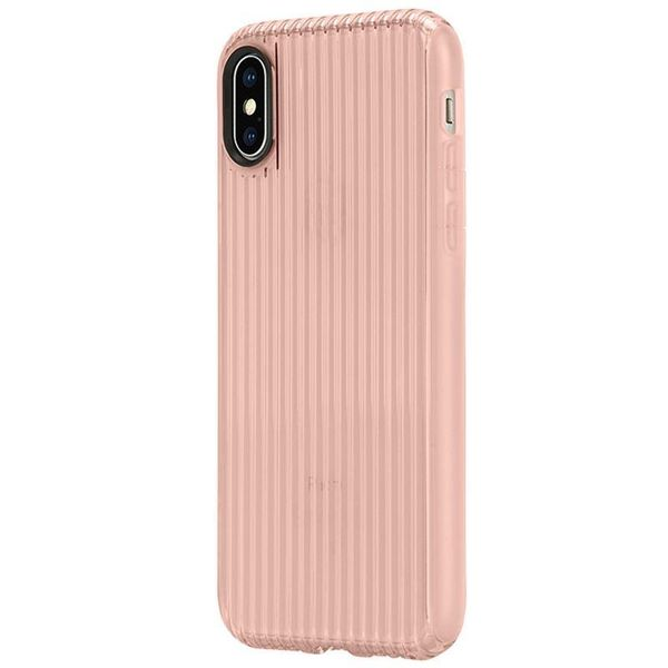 Incase Protective Guard Cover - Etui do iPhone X (Rose Gold) zdjęcie 1
