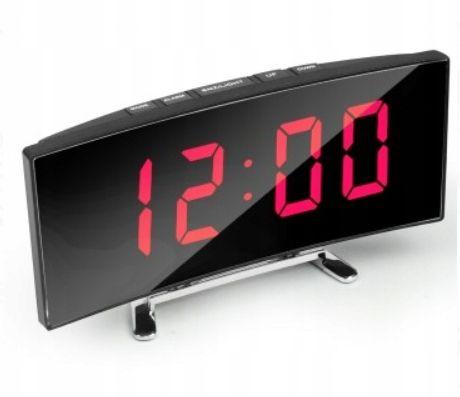 Cyfrowy budzik Zegar elektroniczny Duże Cyfry na Arena.pl