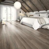 Egger Laminowane panele podłogowe, 52,08 m², 7 mm, Grey Ampara Oak