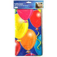 Obrus foliowy BALONY kolorowe baloniki na urodziny