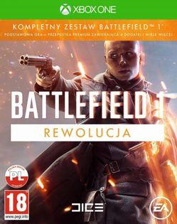 Gra Battlefield 1 Rewolucja PL (XBOX ONE)