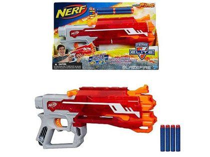 Nerf  N-Strike Elite Wyrzutnia Blazefire + 4 strzałki
