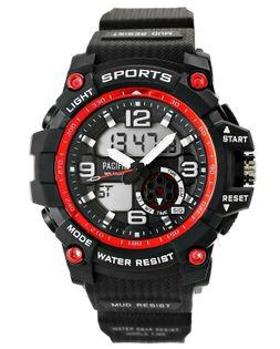 Zegarek Męski Pacific 209Ad-2 10 Bar Unisex Do Pływania