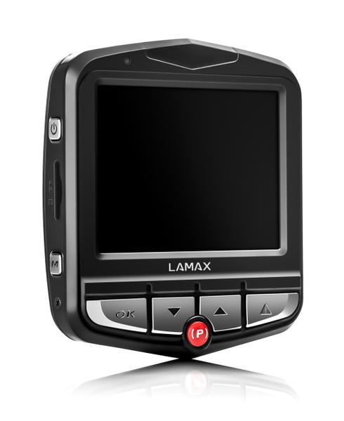 Lamax Drive C3 Rejestrator jazdy trasy 32GB karta zdjęcie 4