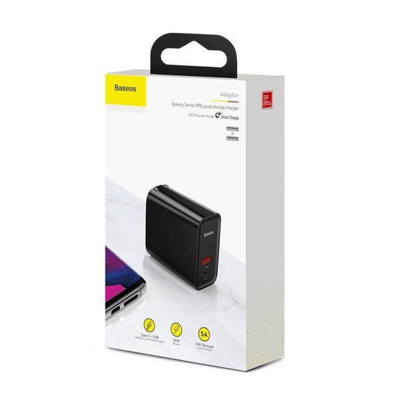 Ładowarka sieciowa Quick Charge 4.0 + USB-C Power Delivery zdjęcie 2