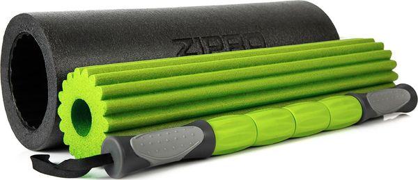 Zipro Zestaw do masażu lime green 3 el.