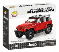 Cobi Klocki Jeep Wrangler Rubicon