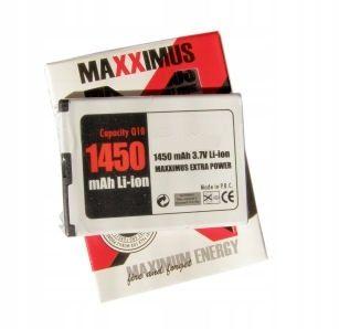 Bateria Maxximus do Cavion S1