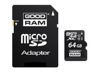 Karta Pamięci Goodram Microsdxc 64 Gb Adapter Sd