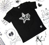 Rockowa koszulka dziecięca z krótkim rękawem Rock Star Mia Rock 110