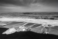 Fototapeta Plaża Fale Widok na Morze do Salonu 368cm x 254cm