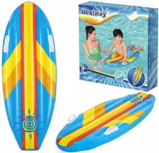 Dmuchana Deska do Pływania Surfing Dzieci Bestway 42406 D491