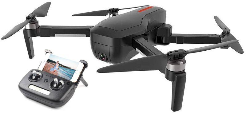 Dron CSJ-X7 Kamera 4K 5G Wifi GPS Śledzenie Funkcja Zawisu Z446 zdjęcie 2