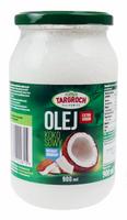 Olej  kokosowy- nierafinowany extra virgin 900g Targroch