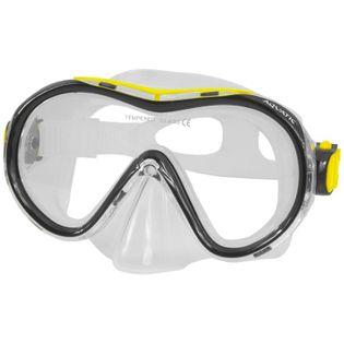 Maska do nurkowania IBIZA Kolor - Nurkowanie - Maski - 18 - żółty