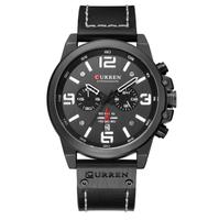Zegarek CURREN z chronografem i datownikiem 8314-1
