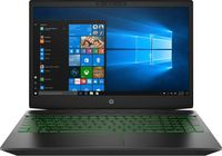 HP Pavilion Gaming 15 FullHD IPS Intel Core i5-8300H 16GB DDR4 512GB SSD NVMe NVIDIA GeForce GTX 1050 Ti 4GB Windows 10