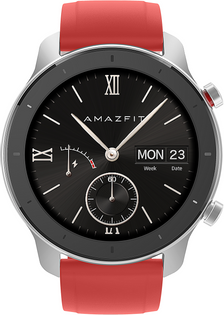 Smartwatch AMAZFIT GTR 42mm Coral Red (Czerwony)