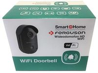 Wideodomofon HD WiFi IP Ferguson FS1DB Smart Home