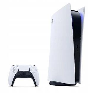 SONY PlayStation 5 Digital + Pad DualSense PS5
