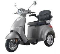 Hecht Citis Max Shadow Wózek Skuter Elektryczny Inwalidzki Dla Seniora Akumulatorowy E-Skuter Motor - Oficjalny Dystrybutor-Autoryzowany Dealer Hecht