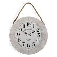 Zegar Ścienny Homemade Drewno MDF (5 x 51,5 x 50 cm)