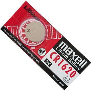 Bateria litowa 3V CR1620 Maxell