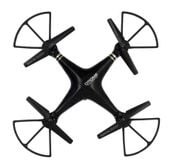 Dron TD08 II Generacji z Kamerą WiFi na żywo Gogle VR czarny Z312G