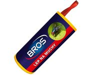 Lep na muchy Bros okrągły. Tradycyjna taśma Bros 006